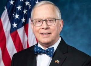 Rep. Ron Wright (R-Rexas) Dies After COVID-19 Diagnosis (Image: US House)