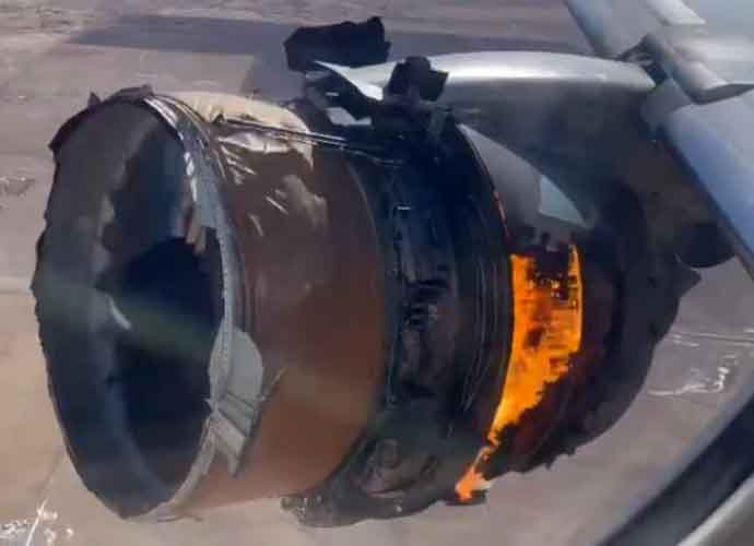 United Airlines Boeing 777 Engine Fails After Denver Takeoff, FAA Demands Inspection