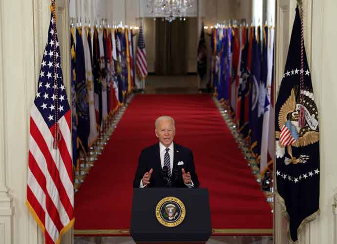Biden Voices Support For Changing The Filibuster For The First Time