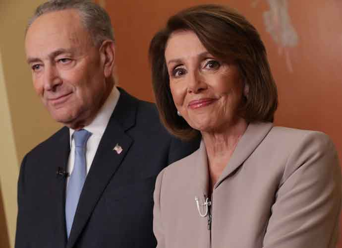 Pelosi Slams McCarthy For Taking Credit For American Rescue Plan He Voted Against