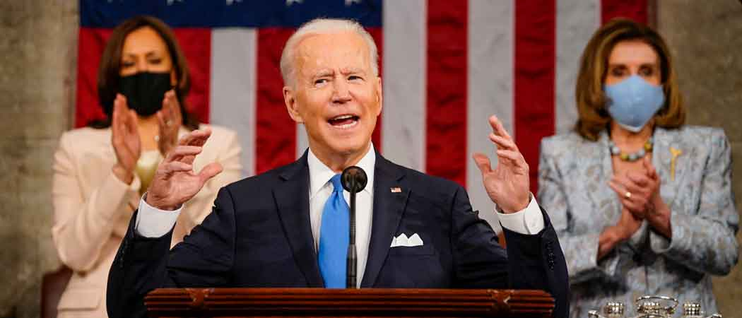 85% Of Americans Approve Of Biden's Address To Congress