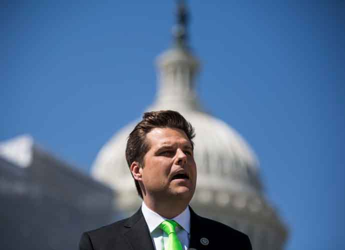 Rep. Matt Gaetz Pens Op-Ed Denying Sex Trafficking Allegations, Says He Will Not Resign