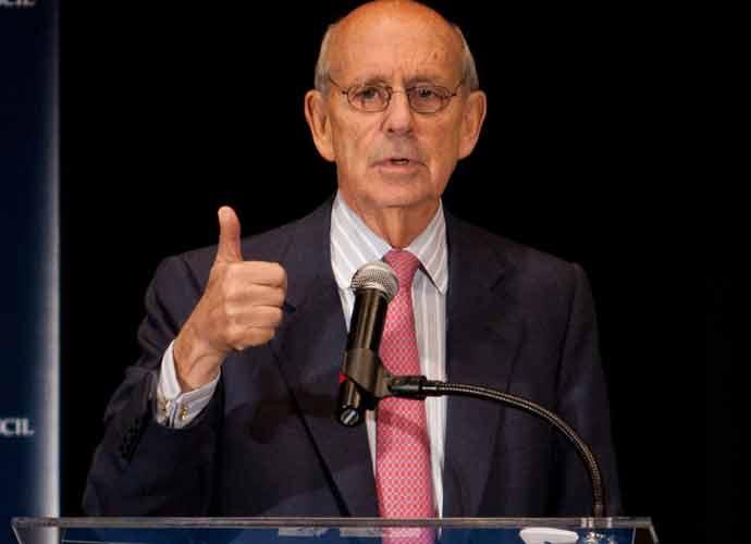 Progressives Become Increasingly Vocal Demanding Supreme Court Justice Stephen Breyer Retire