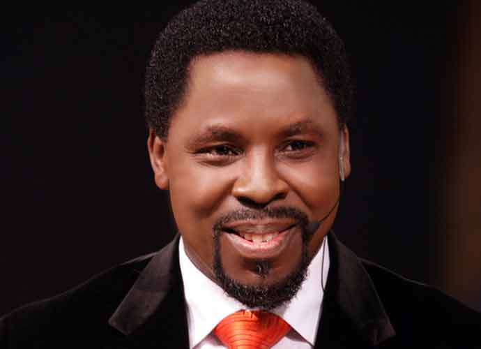Preacher TB Joshua Asks Followers To 'Pray For YouTube' After Channel Is Removed For Anti-Gay Hate