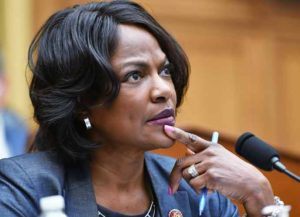 WASHINGTON, DC - JULY 29: Rep Val Demings, D_FL, speaks during the House Judiciary Subcommittee on Antitrust, Commercial and Administrative Law hearing on Online Platforms and Market Power in the Rayburn House office Building, July 29, 2020 on Capitol Hill in Washington, DC. (Photo by Mandel Ngan-Pool/Getty Images)