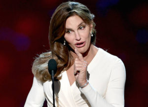 LOS ANGELES, CA - JULY 15: Honoree Caitlyn Jenner accepts the Arthur Ashe Courage Award onstage during The 2015 ESPYS at Microsoft Theater on July 15, 2015 in Los Angeles, California. (Photo by Kevin Winter/Getty Images