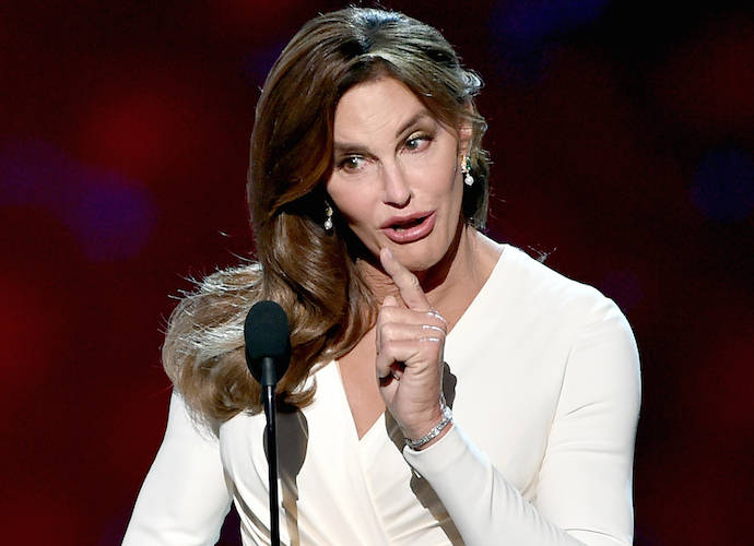 Cailtyn Jenner Says She's 'All For The Wall' At Southern Border