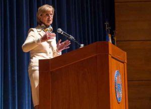 Christine Todd Whitman in 2017. (Image: Wikimedia)