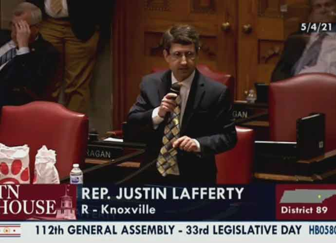 Tennessee State GOP Rep. Justin Lefferty Praises 'Three-Fifths Compromise' On House Floor