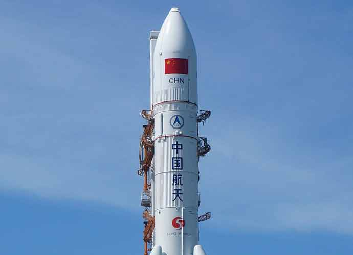 As Chinese Rocket, Long March 5B, Falls Back To Earth, Concern Rises Over Possible Debris Damage