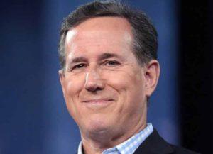 Rick Santorum (Image: Wikimedia)