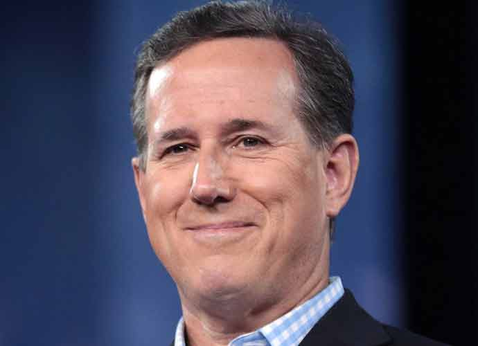 CNN Fires Rick Santorum Over Offensive Comments About Native Americans