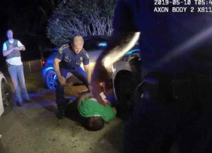 Louisiana State Troopers Body Cam Footage Shows Beating Killed Robert Greene (Image: YouTube)