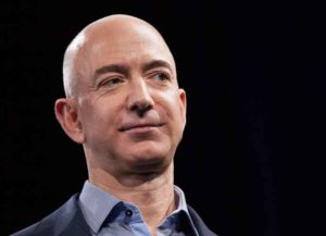 Amazon.com founder and CEO Jeff Bezos (Image: Getty)