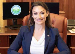 Florida Agriculture Commissioner Nikki Fried (D) (Image: Commissioner's Office)