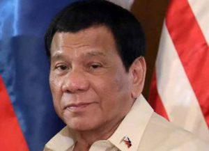 President Rodrigo Duterte in 2019 (Image: Wikimedia)