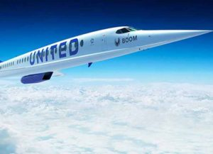 United Airlines Buys 15 Supersonic Planes From Startup Boom (Image: United)