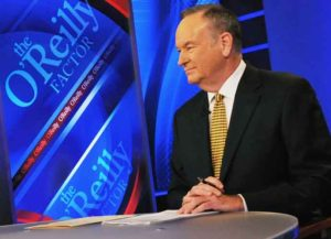 Former Fox News host Bill O'Reilly (Image: Fox News)