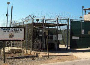 Camp Delta, Guantanamo Bay, Cuba (Image: Instagram)