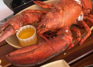 Lobster served in Boston (Image: Getty)