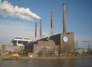 V.W. plant in Germany (Image: Wikimedia)