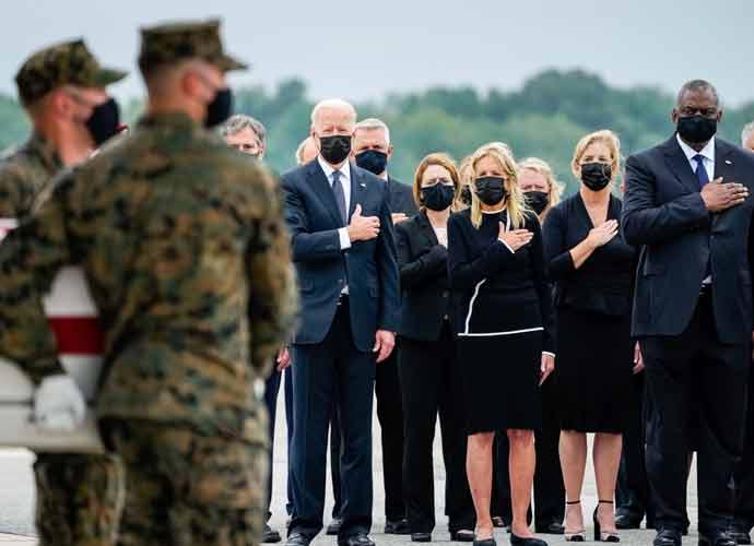 Marine Lt. Col. Stuart Scheller Discharged After Blaming Military Leaders For Afghanistan Crisis