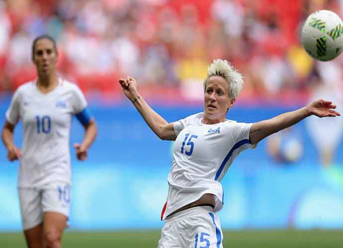 Conservatives Urge Boycott Subway For featuring Soccer Star Megan Rapinoe In Its Ad