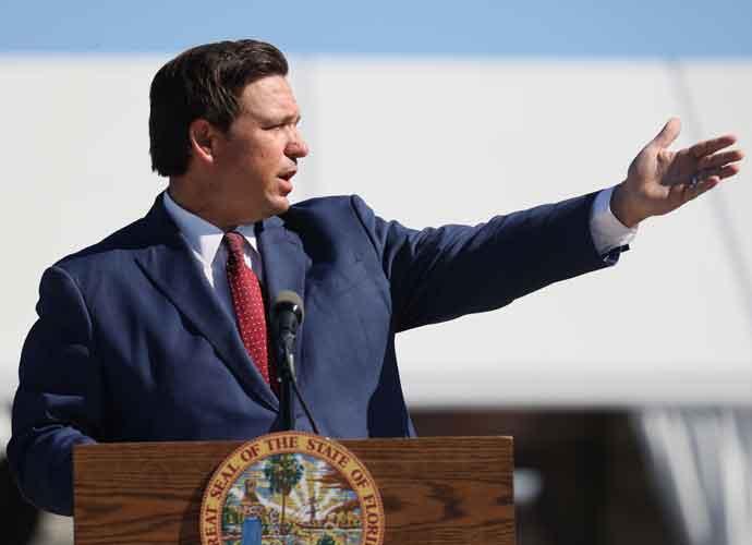 Florida Gov. Ron DeSantis Fires Back At Biden After Criticism: 'Why Don't You Do Your Job?'