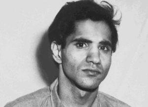 Sirhan Sirhan mugshot (Image: California Prison System)