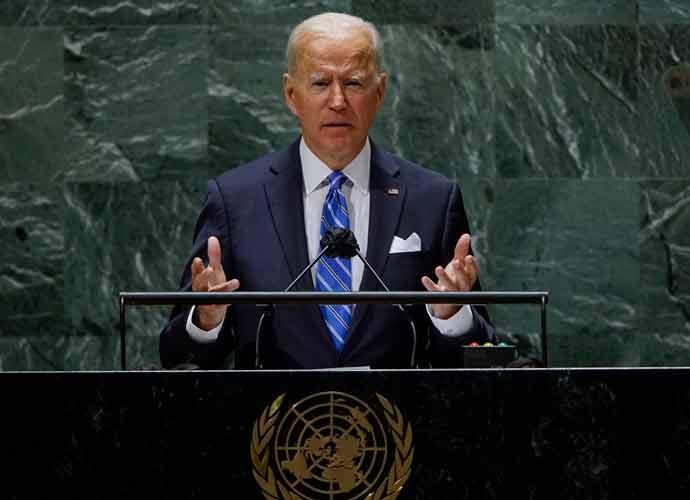 In Address To U.N., Biden Says U.S. Is Ready For A 'New Era'