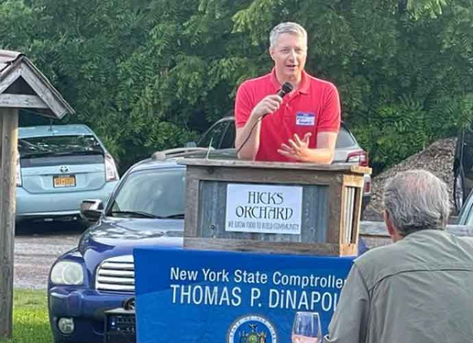 VIDEO EXCLUSIVE: Matt Putorti On His Campaign To Defeat GOP Rep. Elise Stefanik