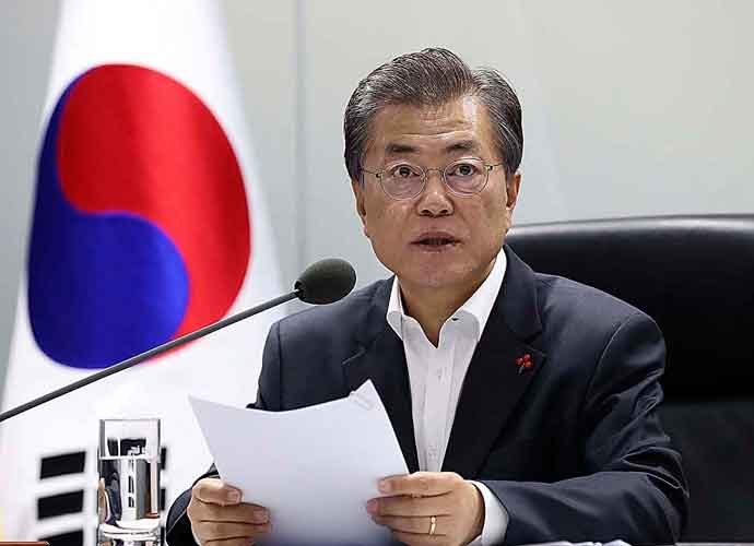 South Korea's President Moon Hints At Ban On Eating Dog Meat: 'Hasn't The Time Come?'