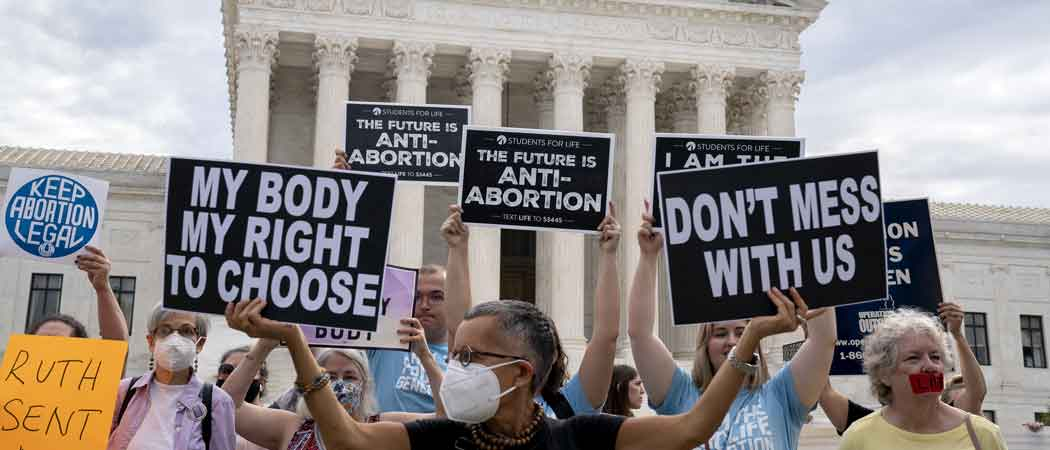 Supreme Court Refuses To Block Texas Abortion Law For Second Time