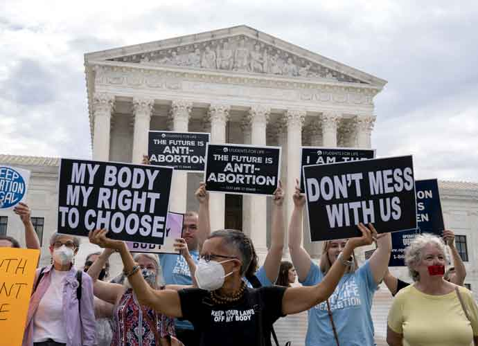 Justice Department Asks Supreme Court To Block Restrictive Texas Abortion Law