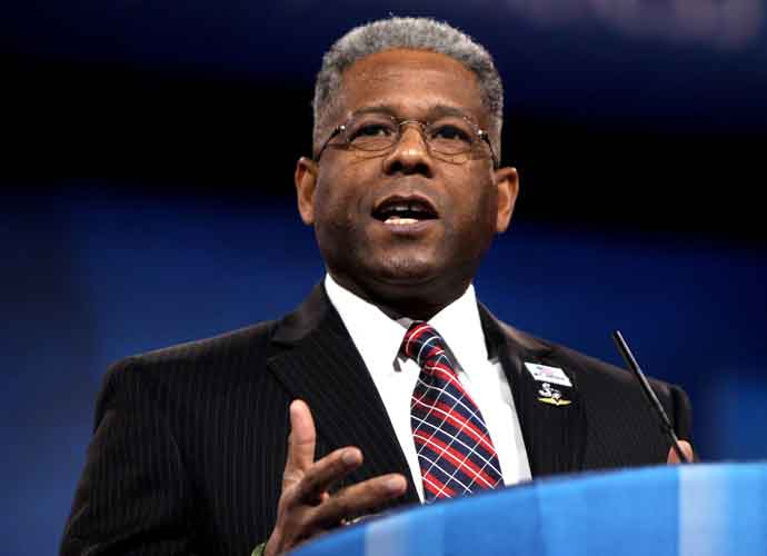 Allen West, Texas GOP Gubernatorial Candidate Who Opposes Vaccine Mandates, Hospitalized With COVID-19