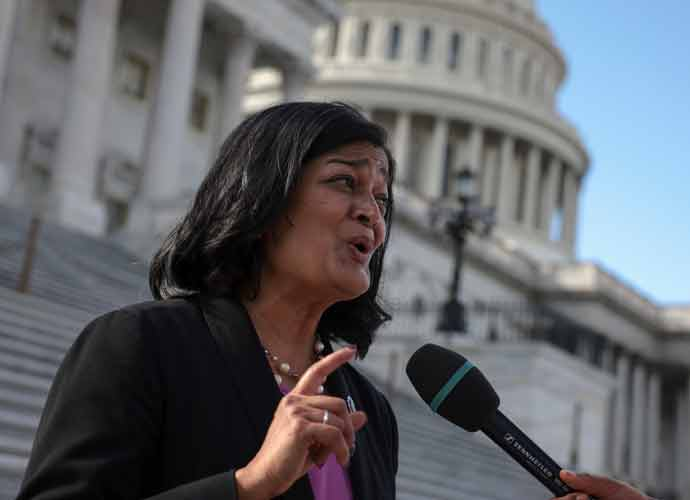 Jayapal Says Hyde Amendment Shouldn't Be Included In Reconciliation Budget Bill