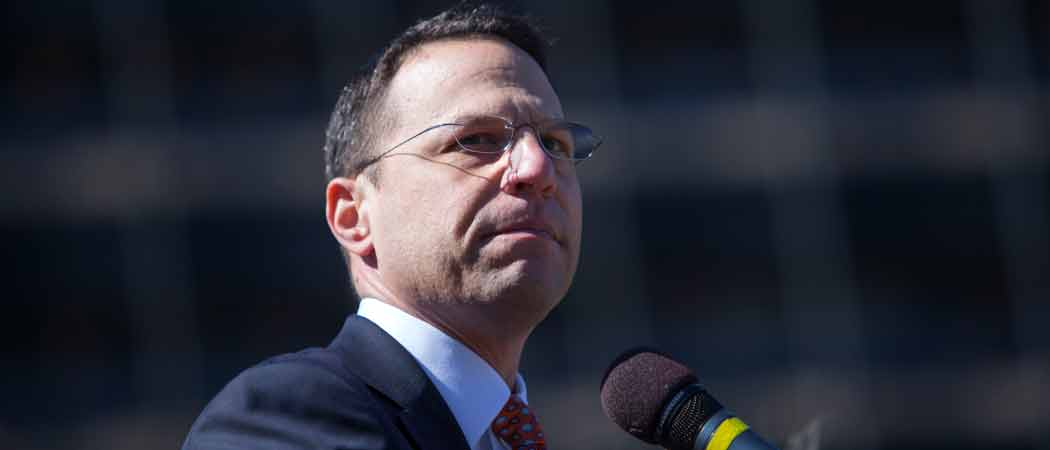 Pennsylvania AG Josh Shapiro Announces Run For Governor