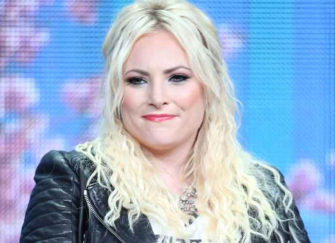 Megan McCain Speaks Out About 'Toxic' Work Environment On 'The View'