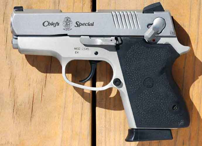 Smith & Wesson To Move Headquarters From Massachusetts To Tennessee